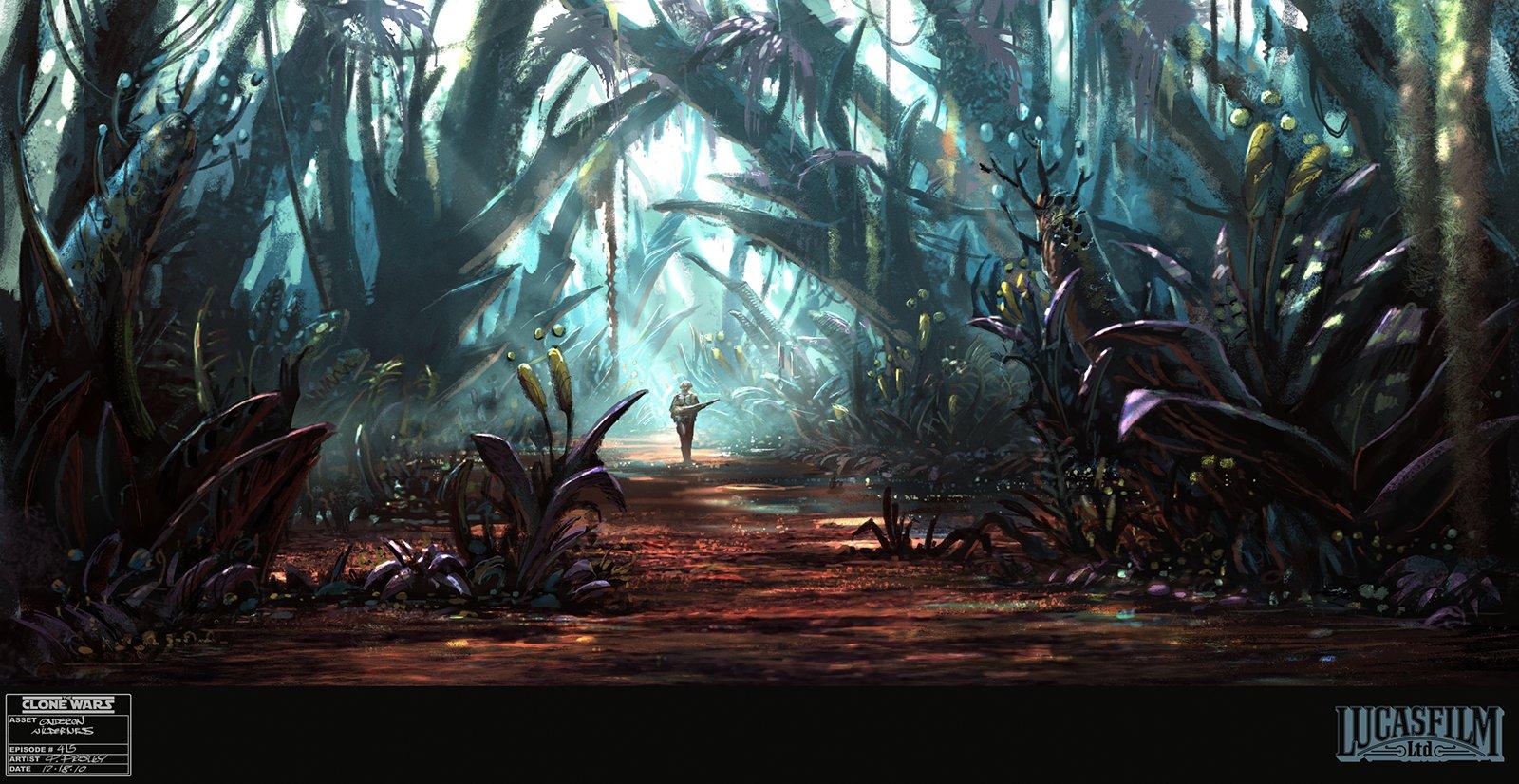 Pat presley ep415 onderon wilderness 01b