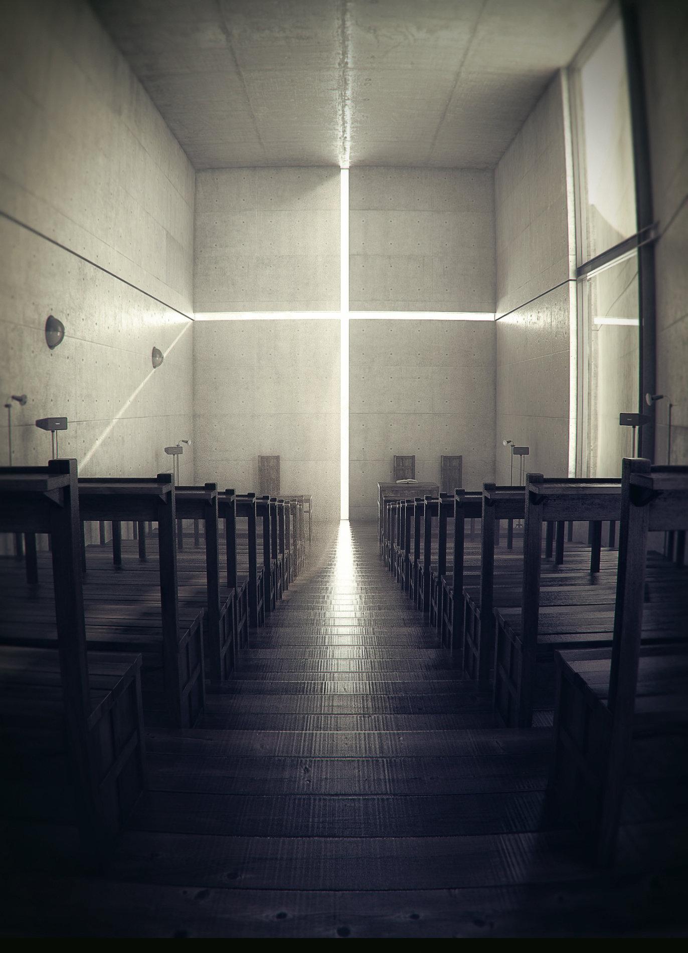 Nathan dearsley church of light ando