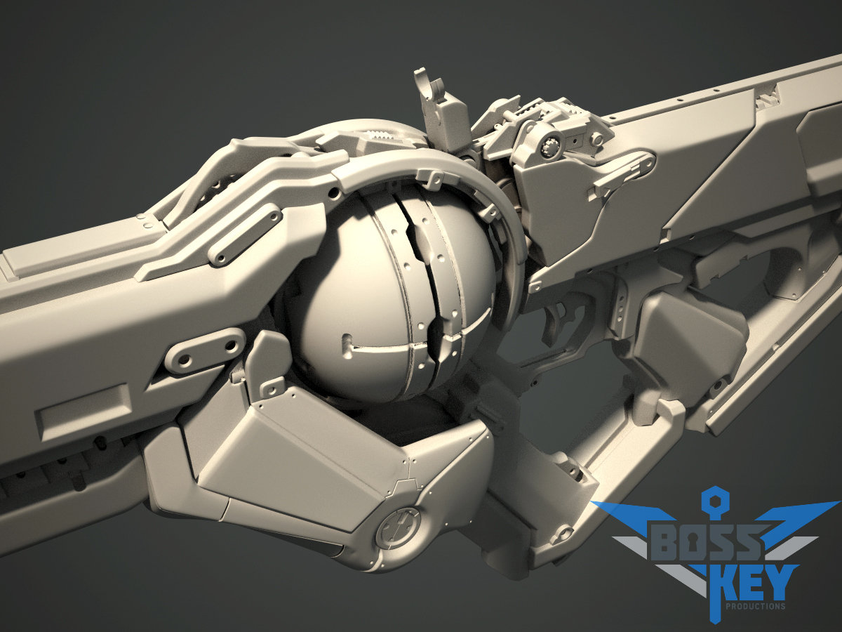 Boss key productions concept art depository aerator v2 hp 04b wm