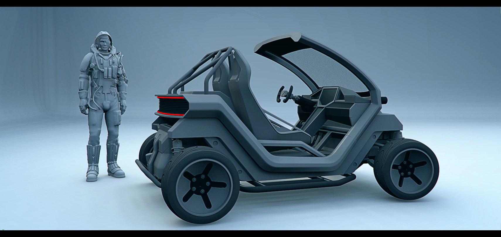 Nathan dearsley buggy concept 1