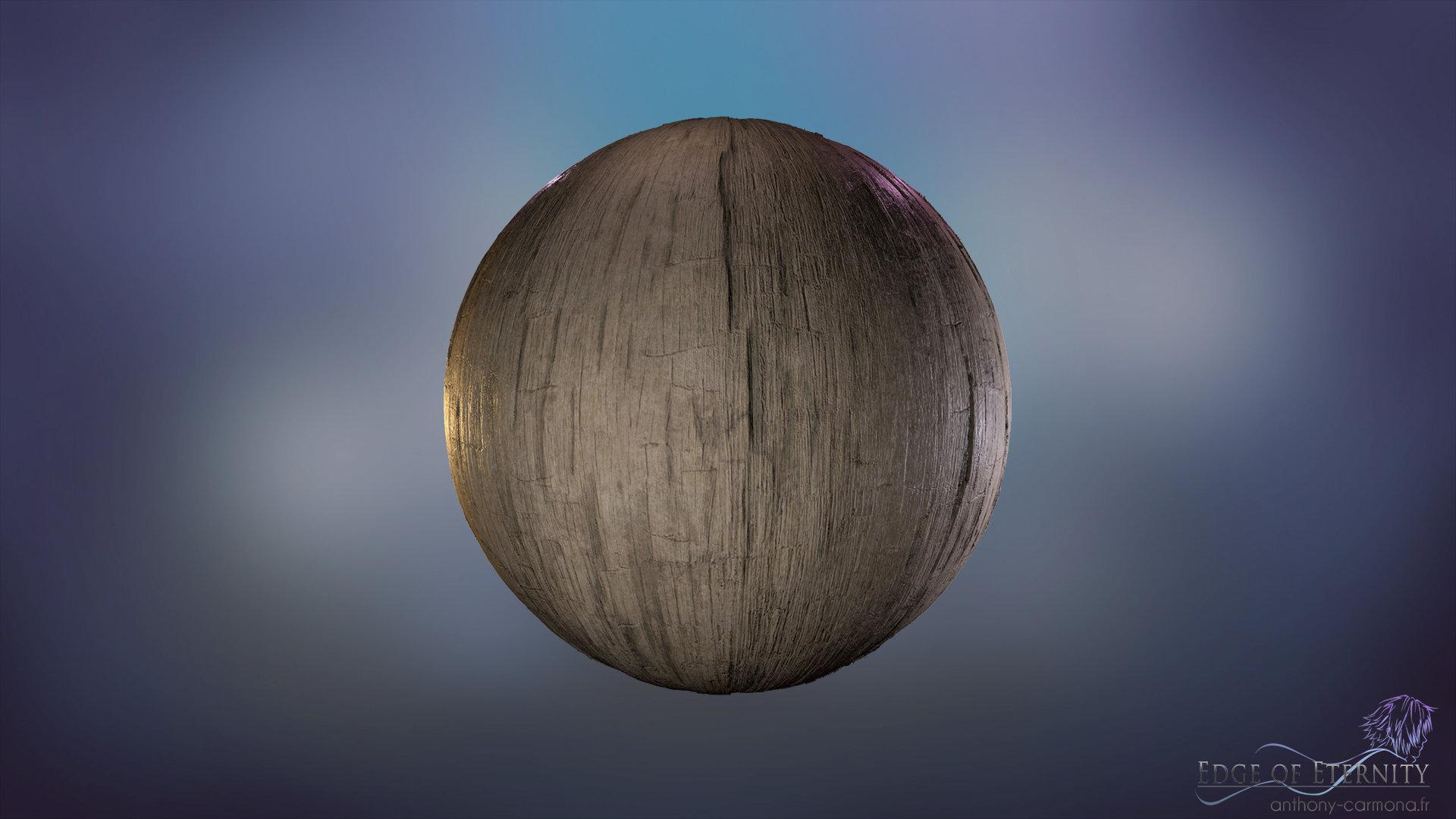 Anthony carmona wood 2 ball