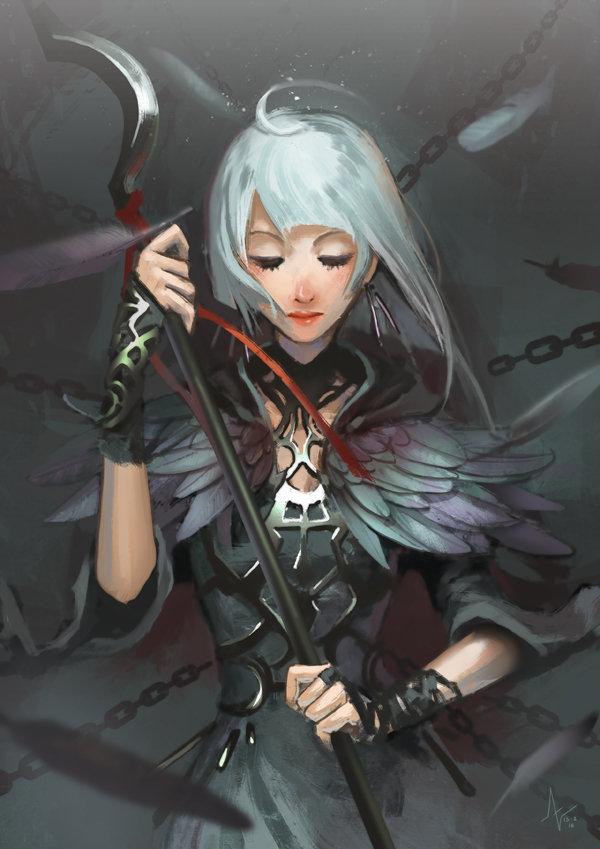 Ann maulina the brightest darkness