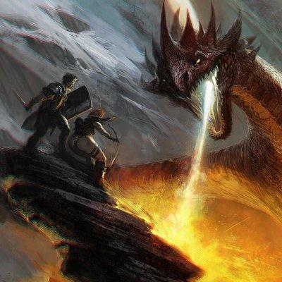 Antonio de luca dragon def