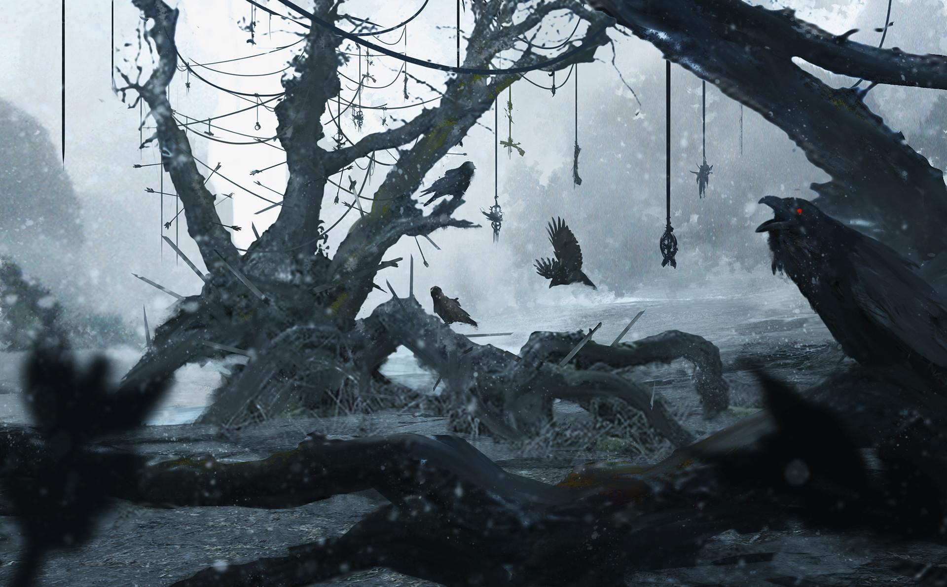 Rostislav zagornov treeoffallen