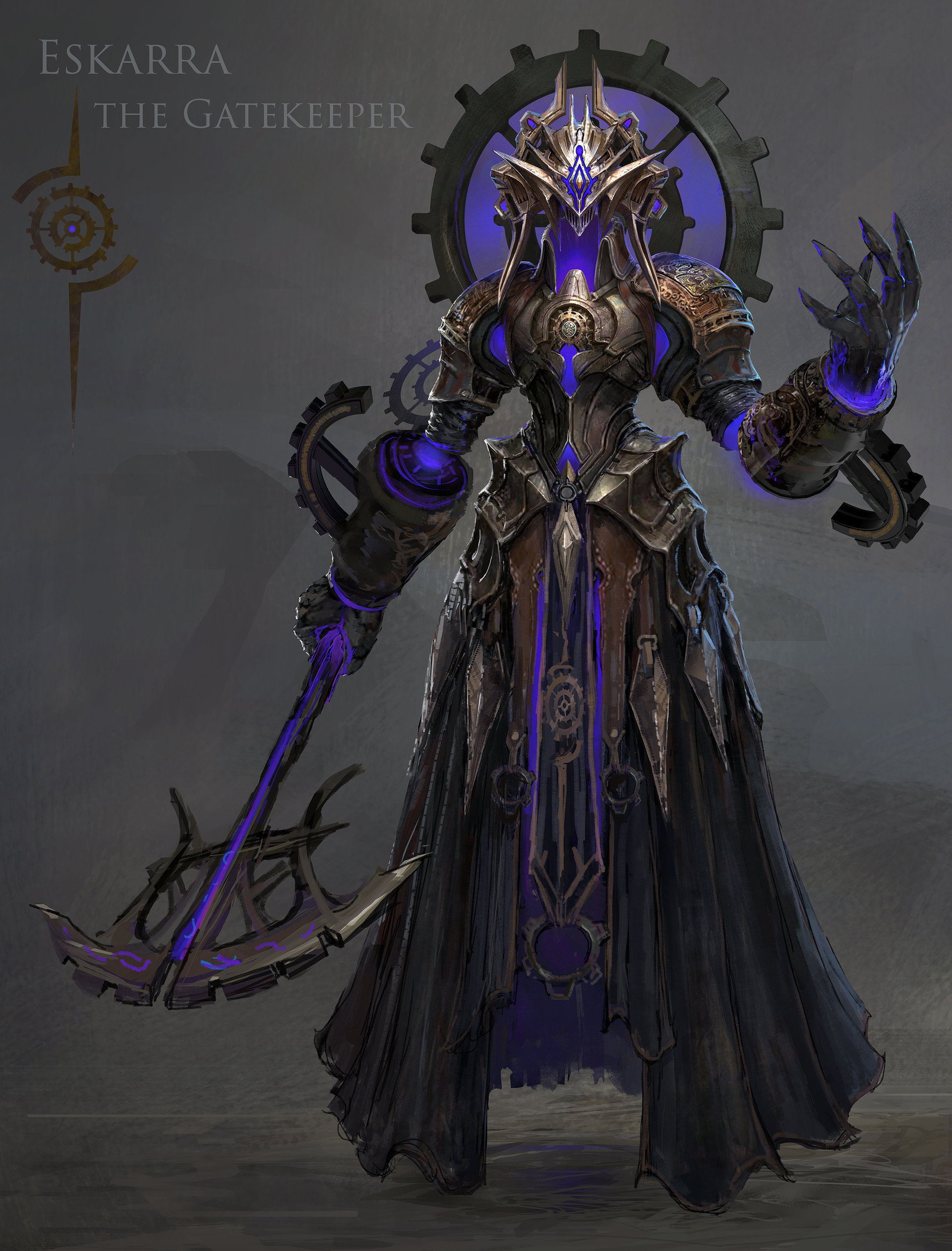 Muyoung kim eskarra gatekeeper concept myk
