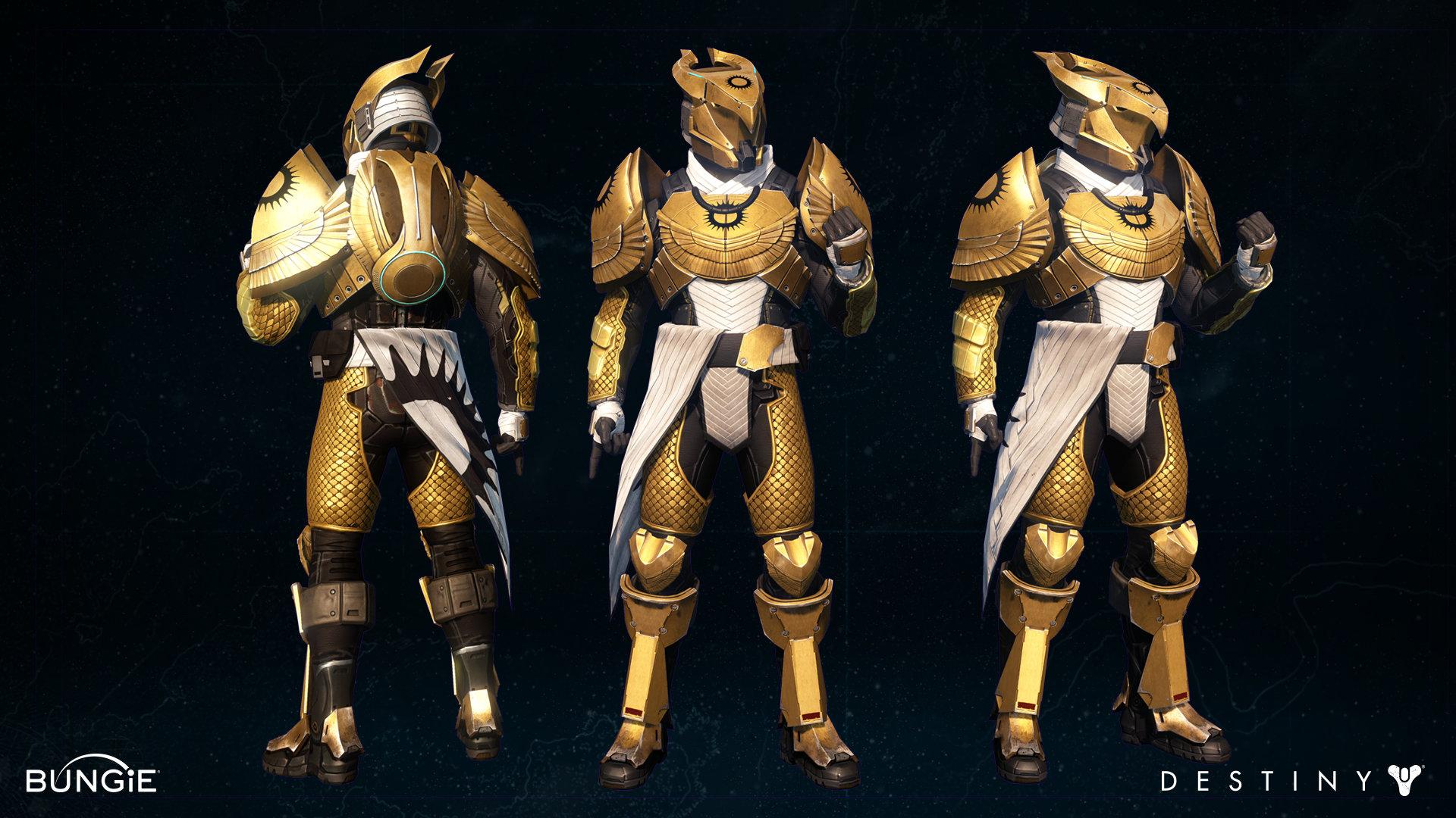 Ken osuna titan osiris gear