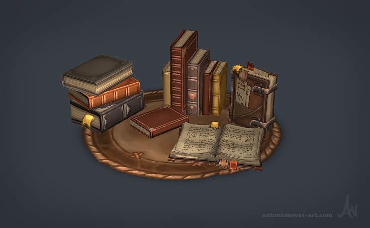 Antonio neves books
