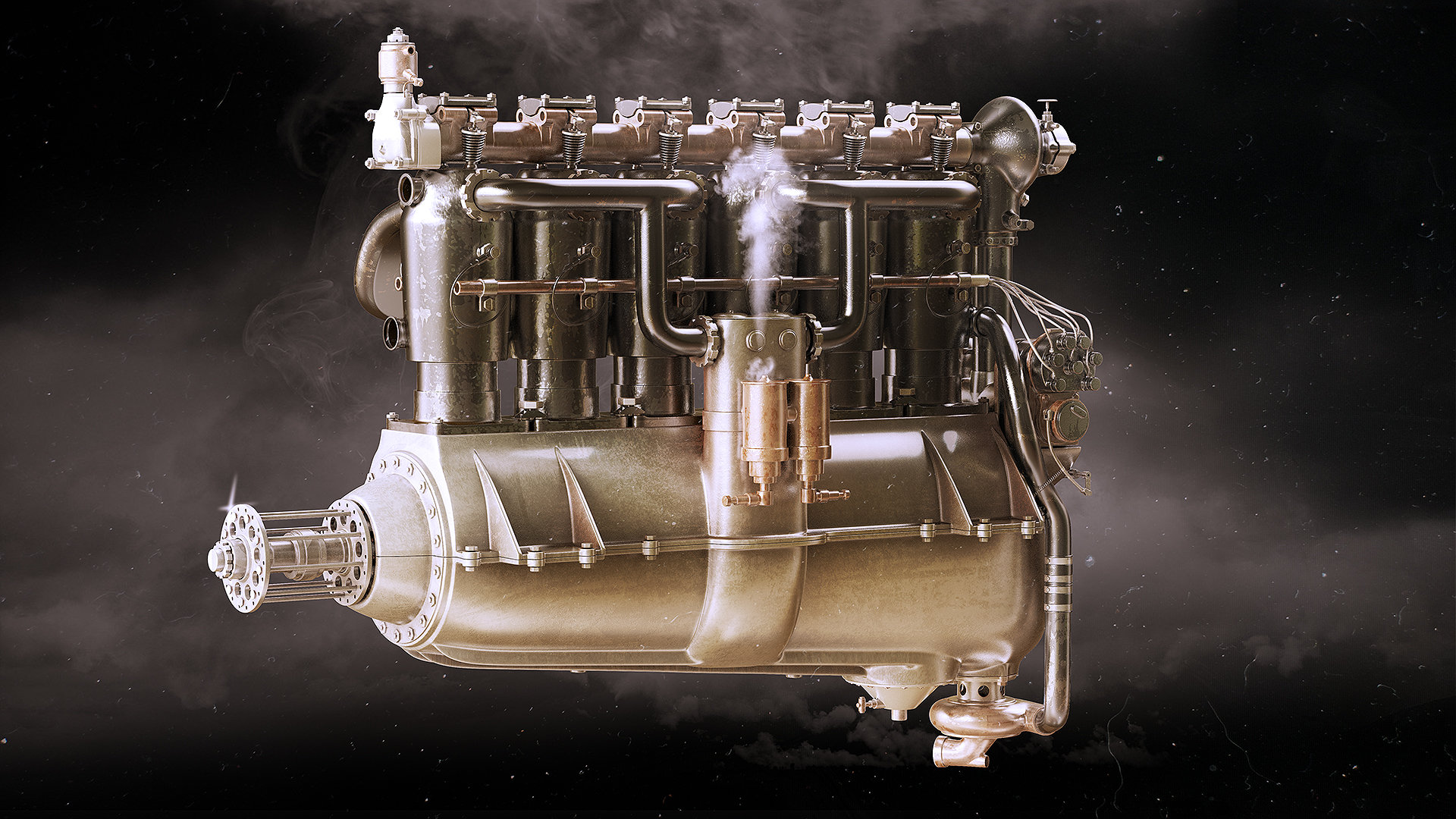 Alexandr novitskiy mercedes diii engine 01
