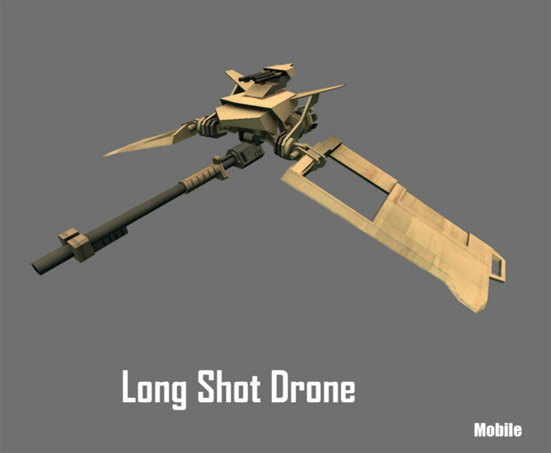 Brandon luyen 3d drone longshot