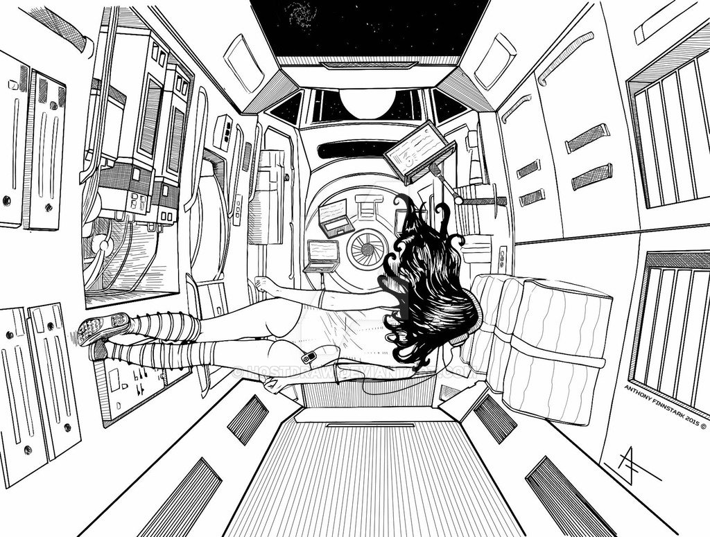Anto finnstark somewhere in space 2 by hostdraw d8y1wbd