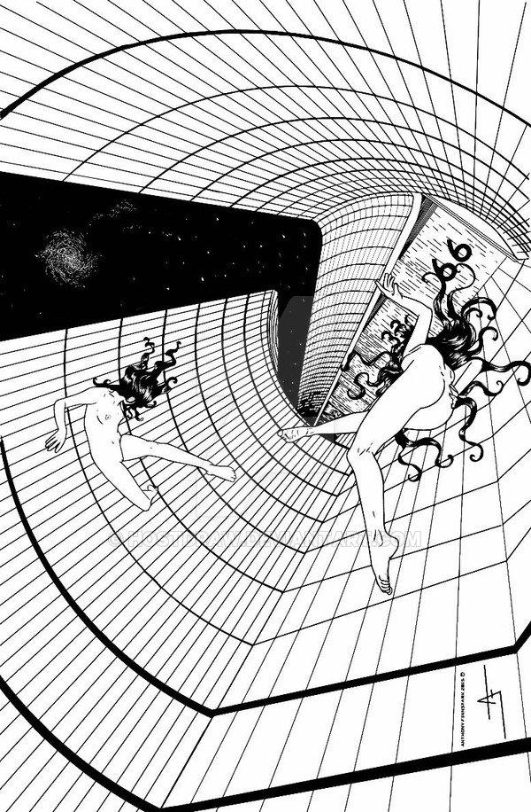 Anto finnstark somewhere in space by hostdraw d8wv2m1