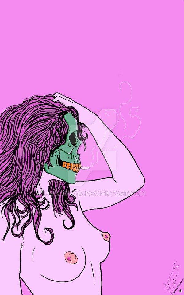 Anto finnstark jade skull test n1 by hostdraw d8r92th