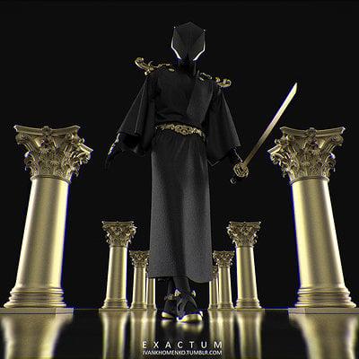 Ivan khomenko samurai 1 15