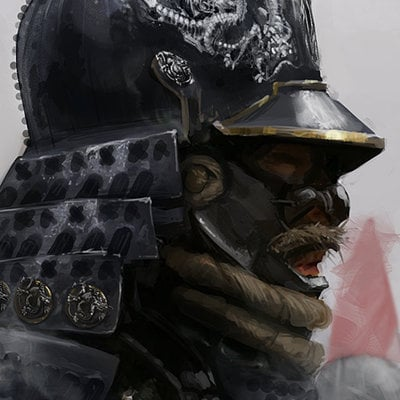 Amir briki samurai