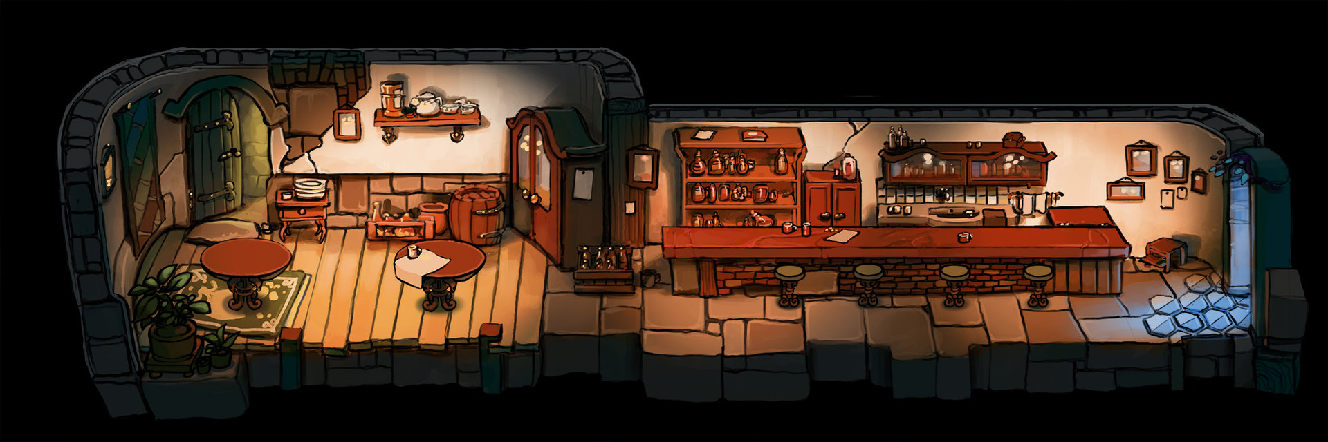 Domen kozelj shivburry tavern