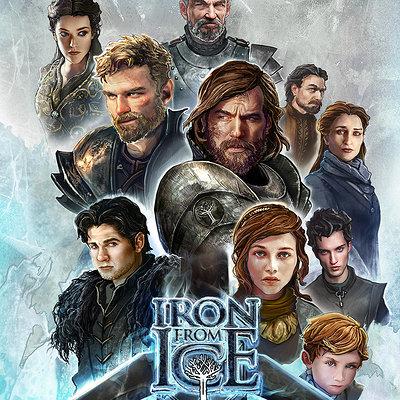 Ertac altinoz iron from ice