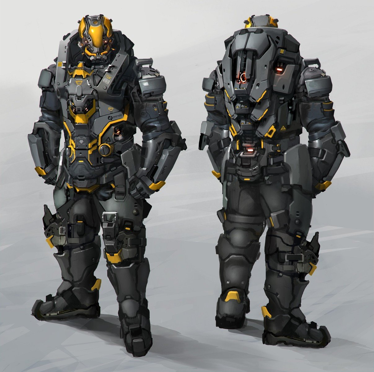 Sci Fi Assault Armor Switchsecuritycompanies