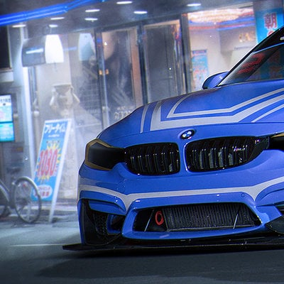 Khyzyl saleem f80bmwm3low