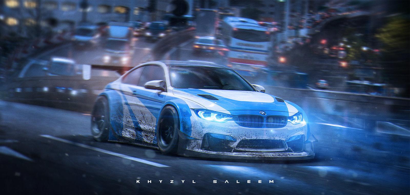 M4 GTR