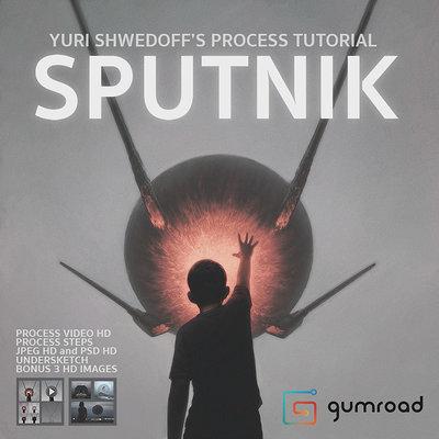 Yuri shwedoff sputnik cover copy