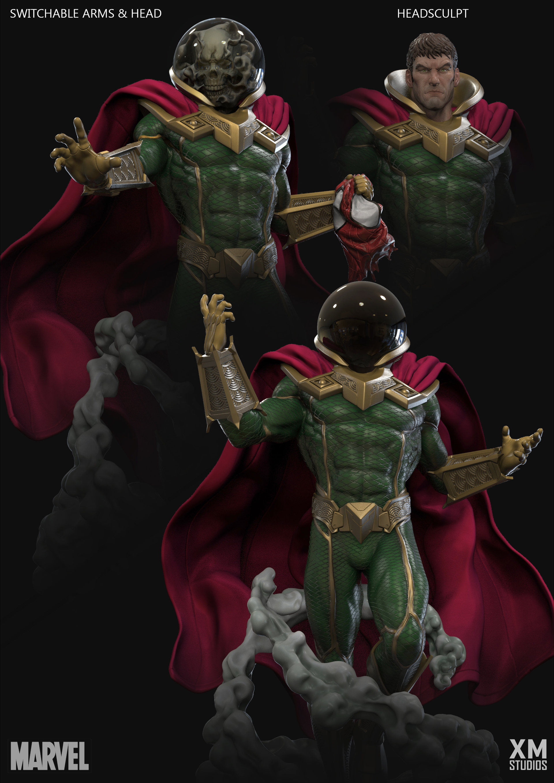 Marthin Agusta - XM Studios Mysterio