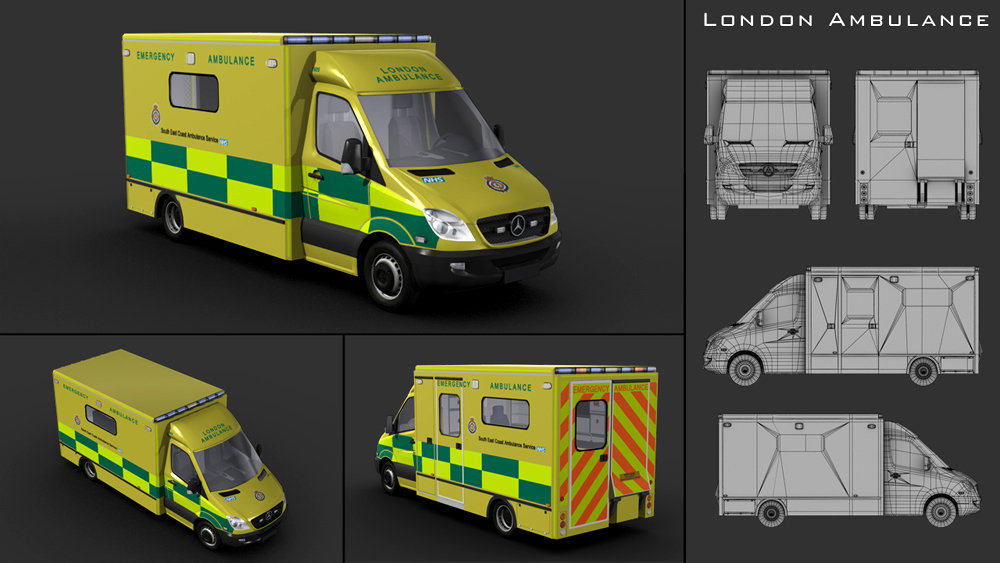 Dis studio ambulance 01