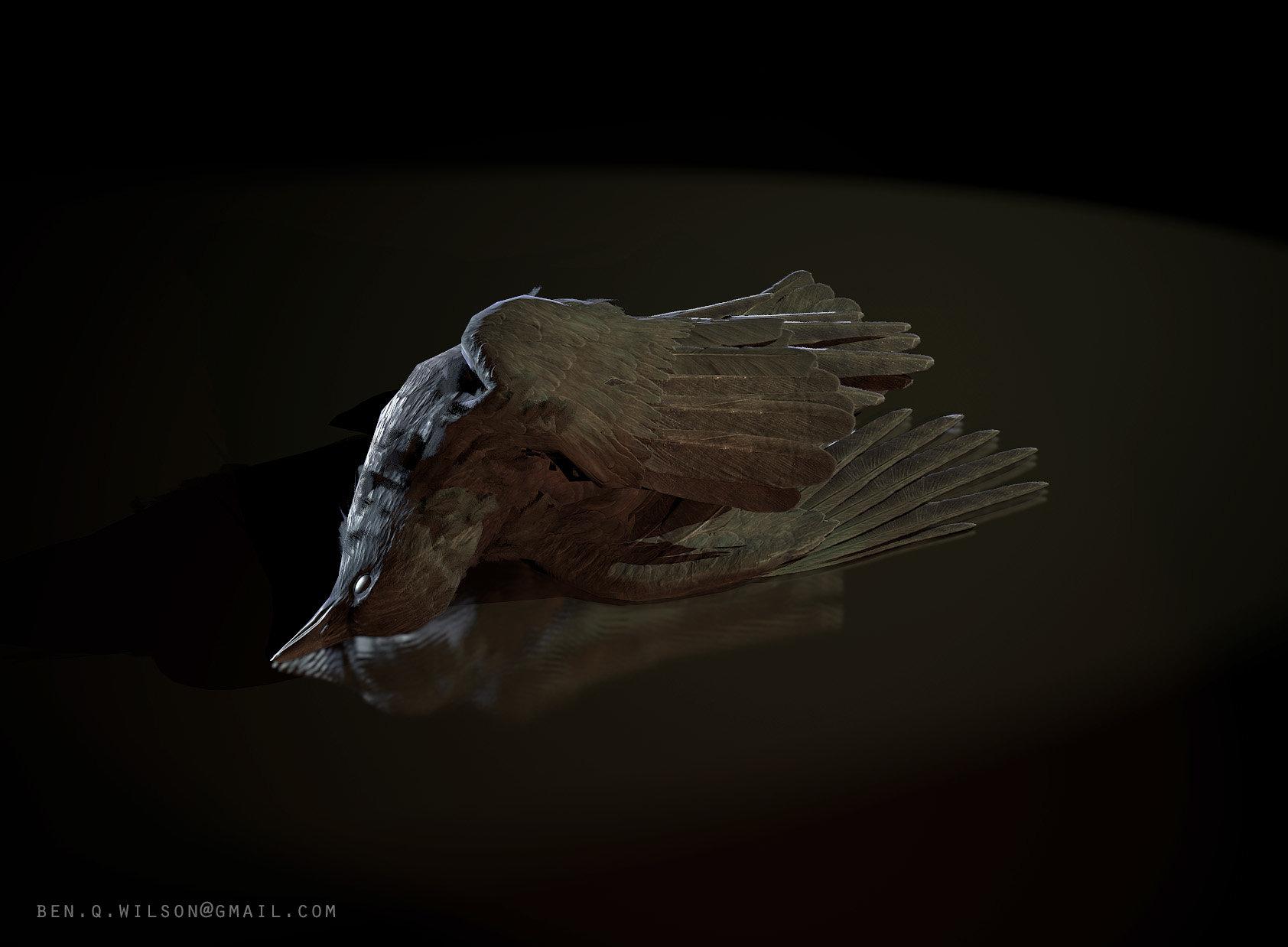 Ben wilson crow a