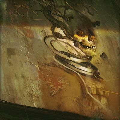 Brad wright painting2701