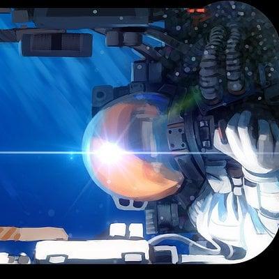 Eric geusz spaceman2