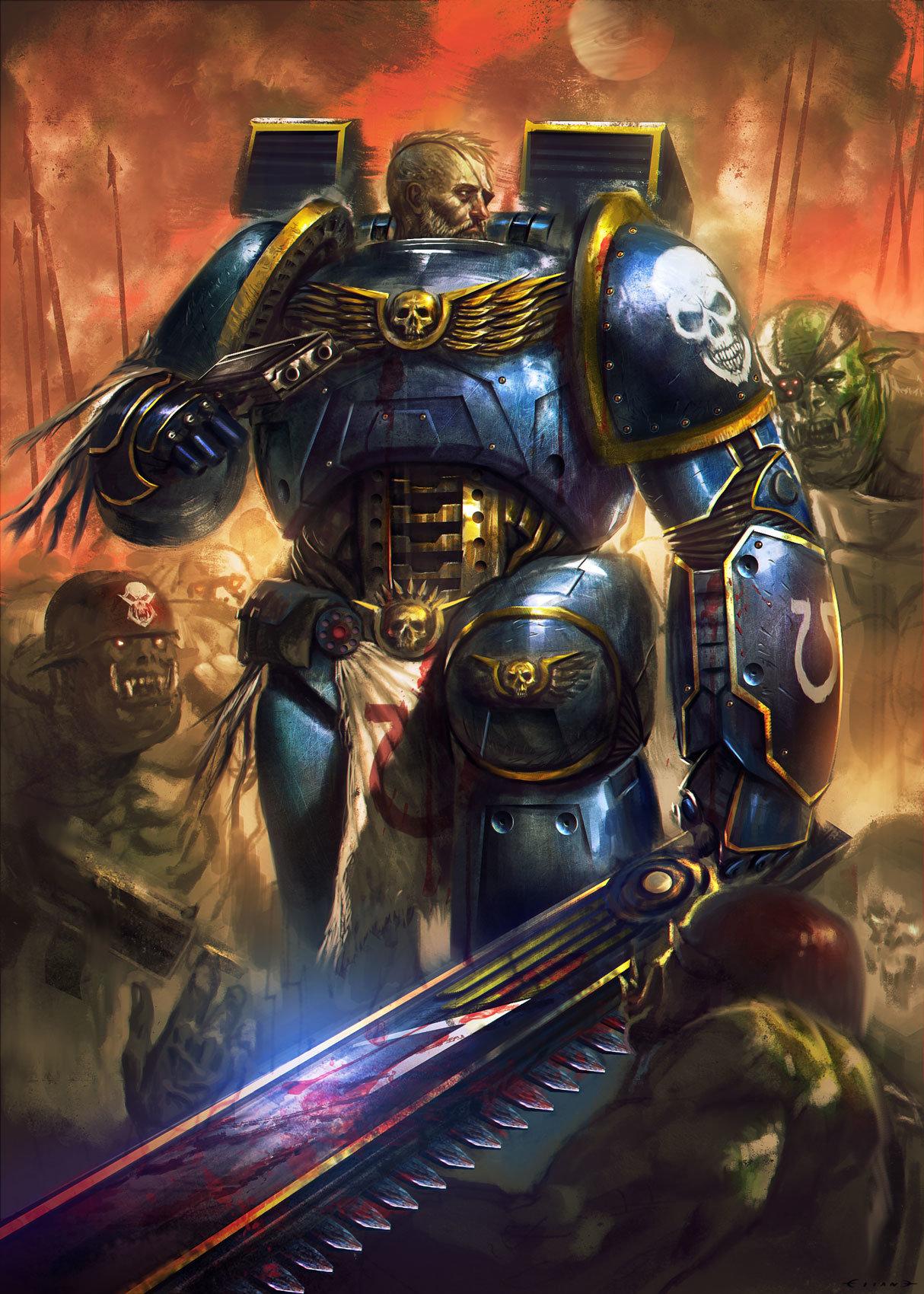 Eliant elias warhammer
