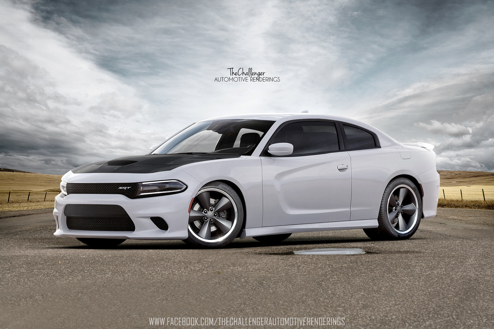 2 Door Charger Hellcat >> Artstation 2015 Dodge Charger Srt Hellcat Coupe Abimelec Arellano