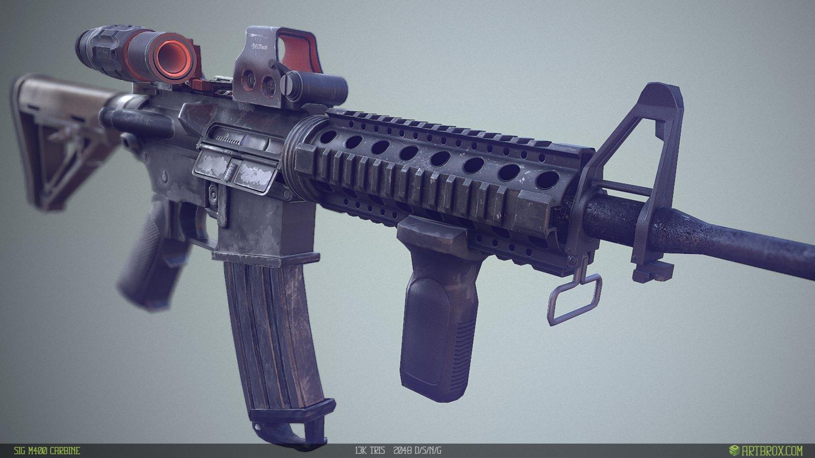 M400 Assault rifle