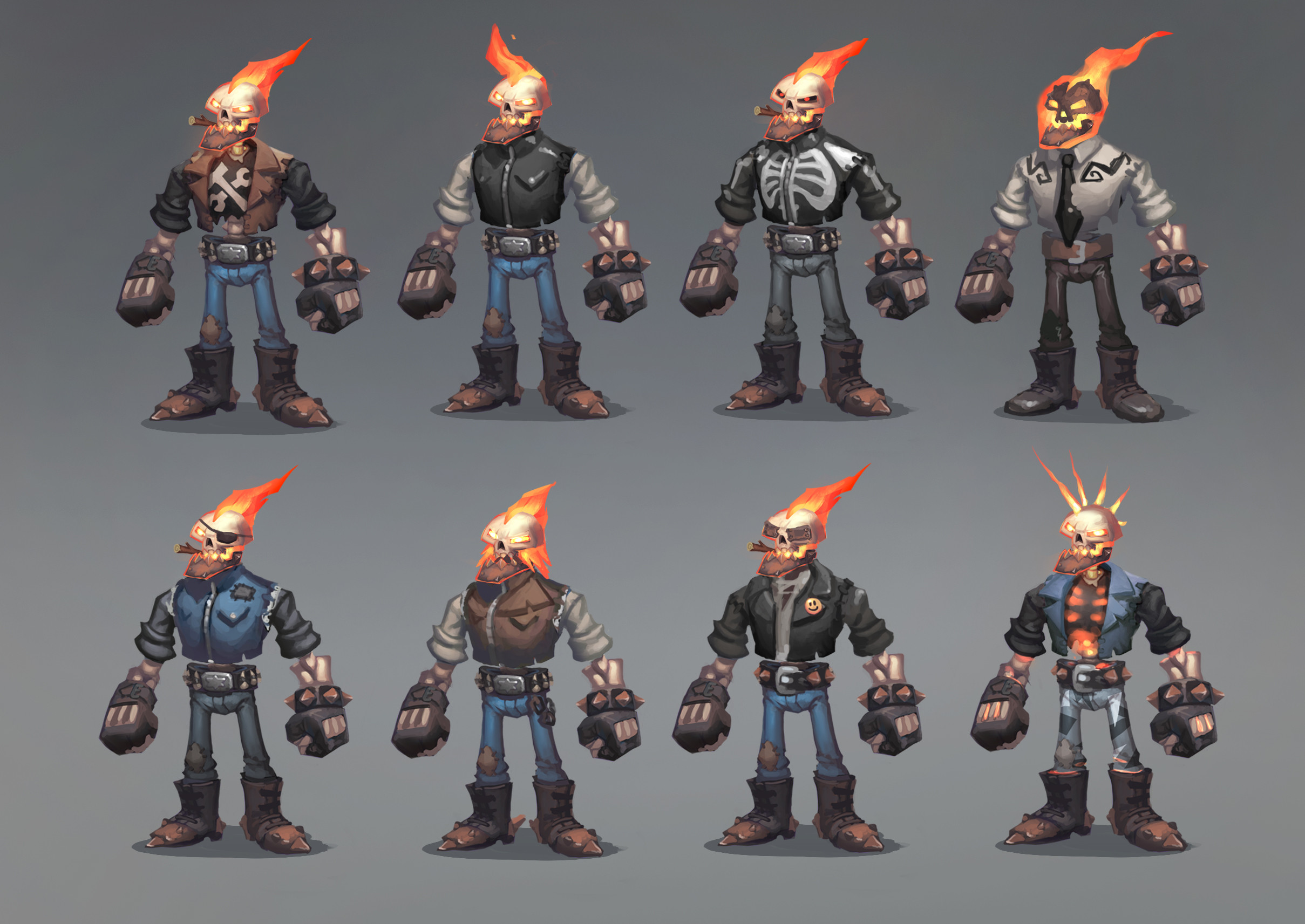 A batch of iterations