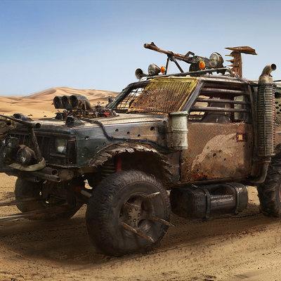 Mark orzechowski markorz madmax jeep2