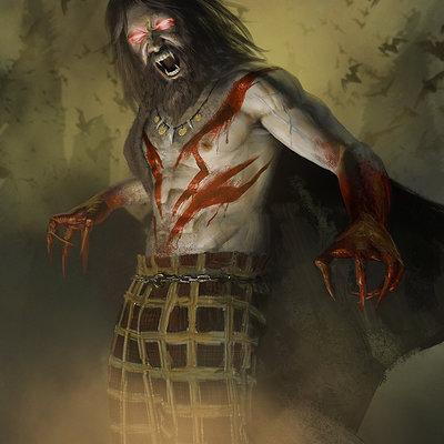 Milek jakubiec vampire