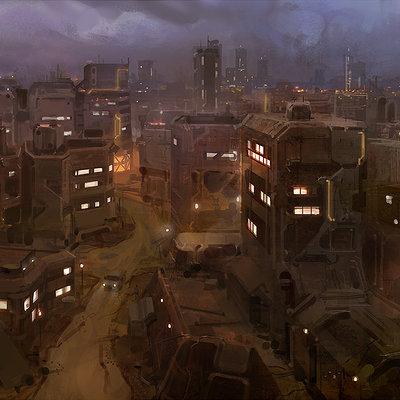 Alexander chelyshev red city s