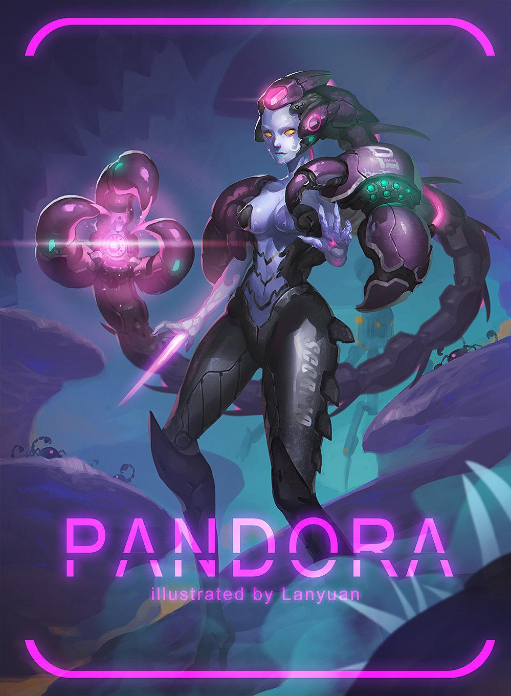 Yuan lan 2015 pandora