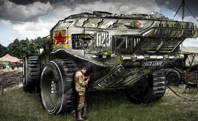 German impache dogs of war var 1 copia