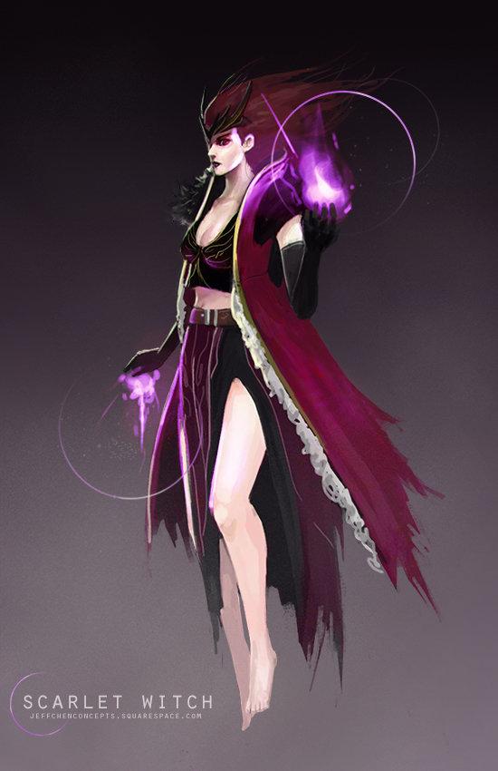 Jeff chen scarlet witch2