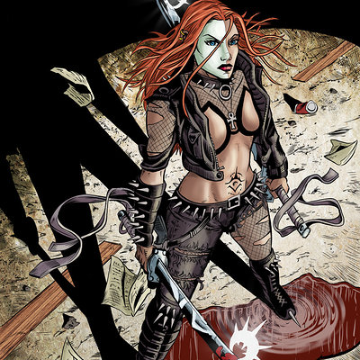 Matt james typhoid mary by mattjamescomicarts d8k6qfb