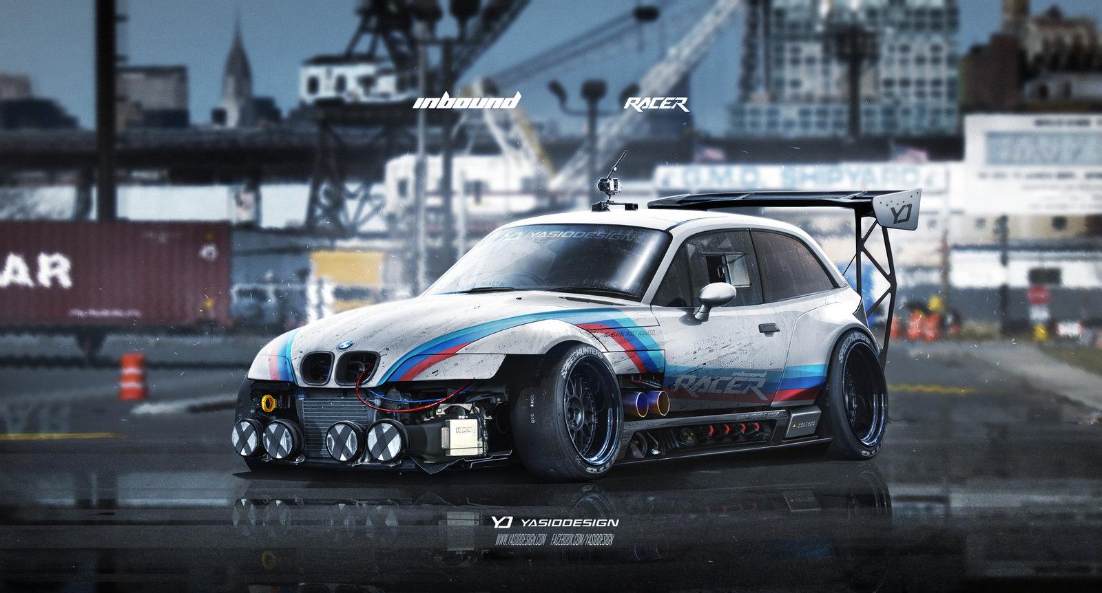 BMW Z3 M Inbound Racer