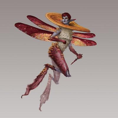 Bram sels fungus fairy bram sels