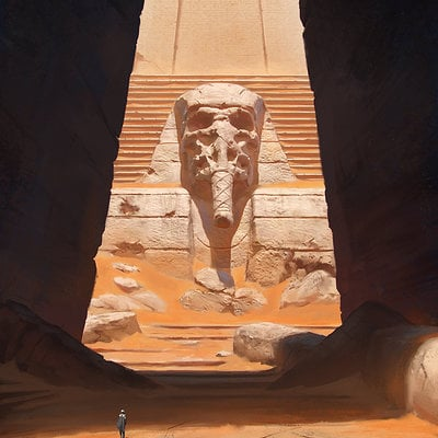 Thomas wievegg alien pharaoh v2