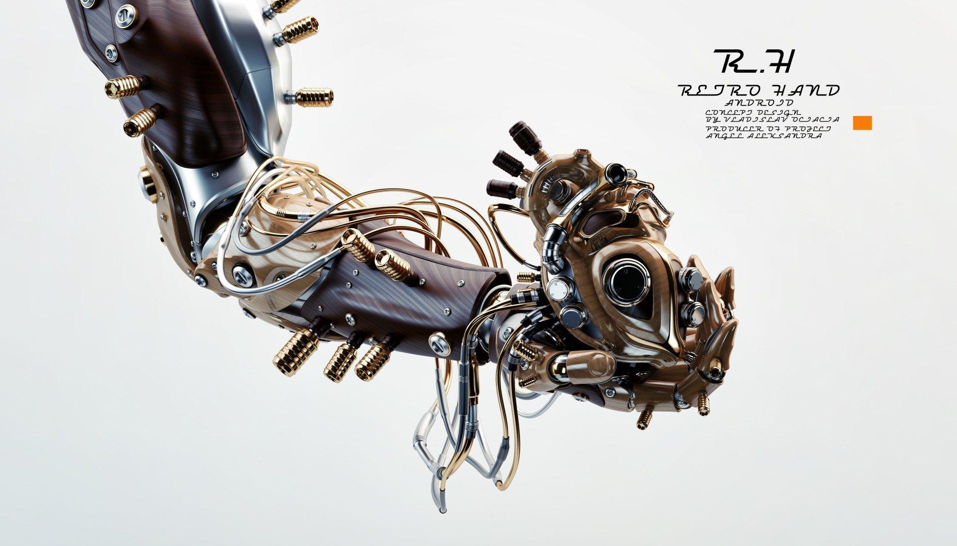 Vladislav ociacia robotic hand hold heart 3