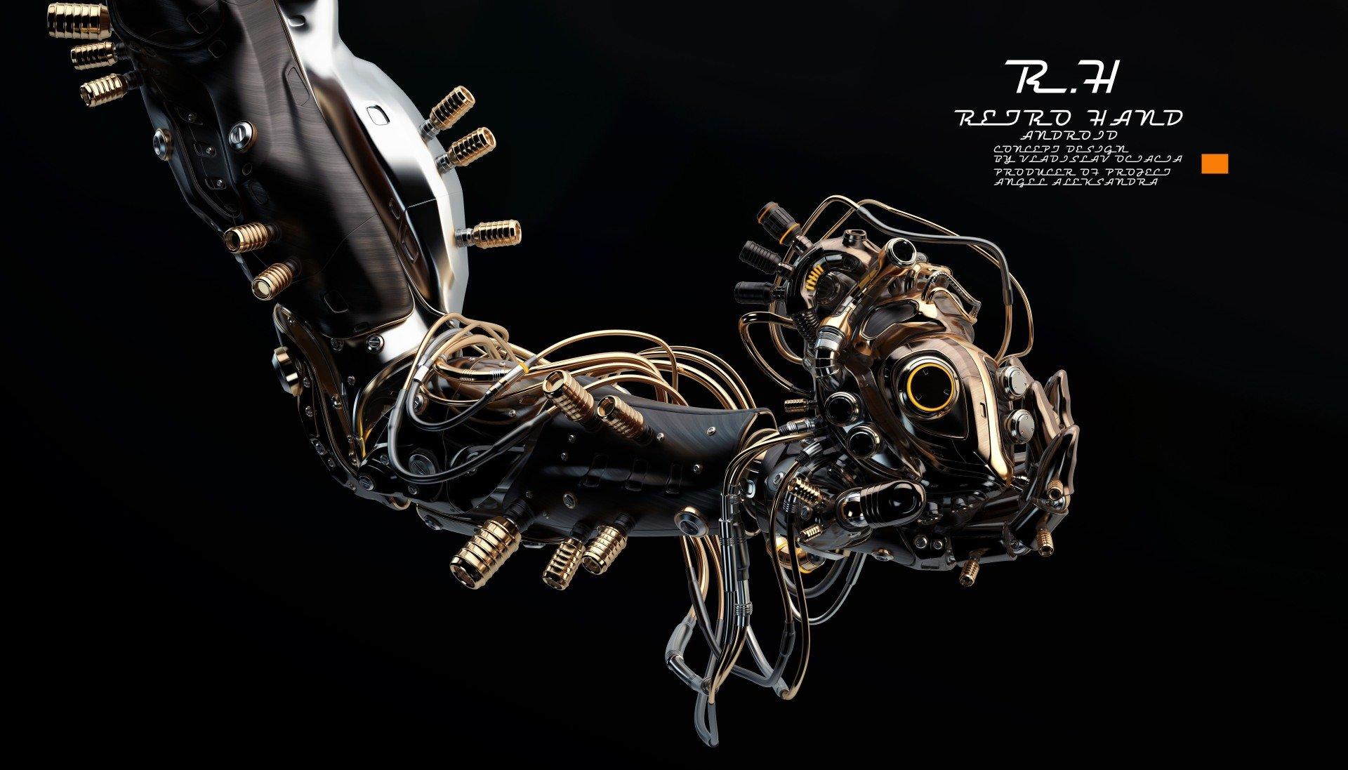 Vladislav ociacia robotic hand hold heart 6