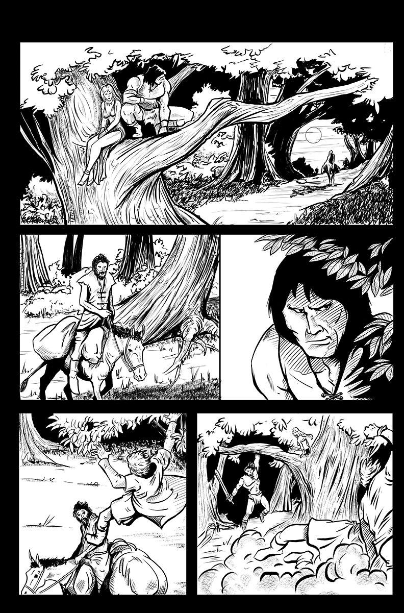 Conan Page