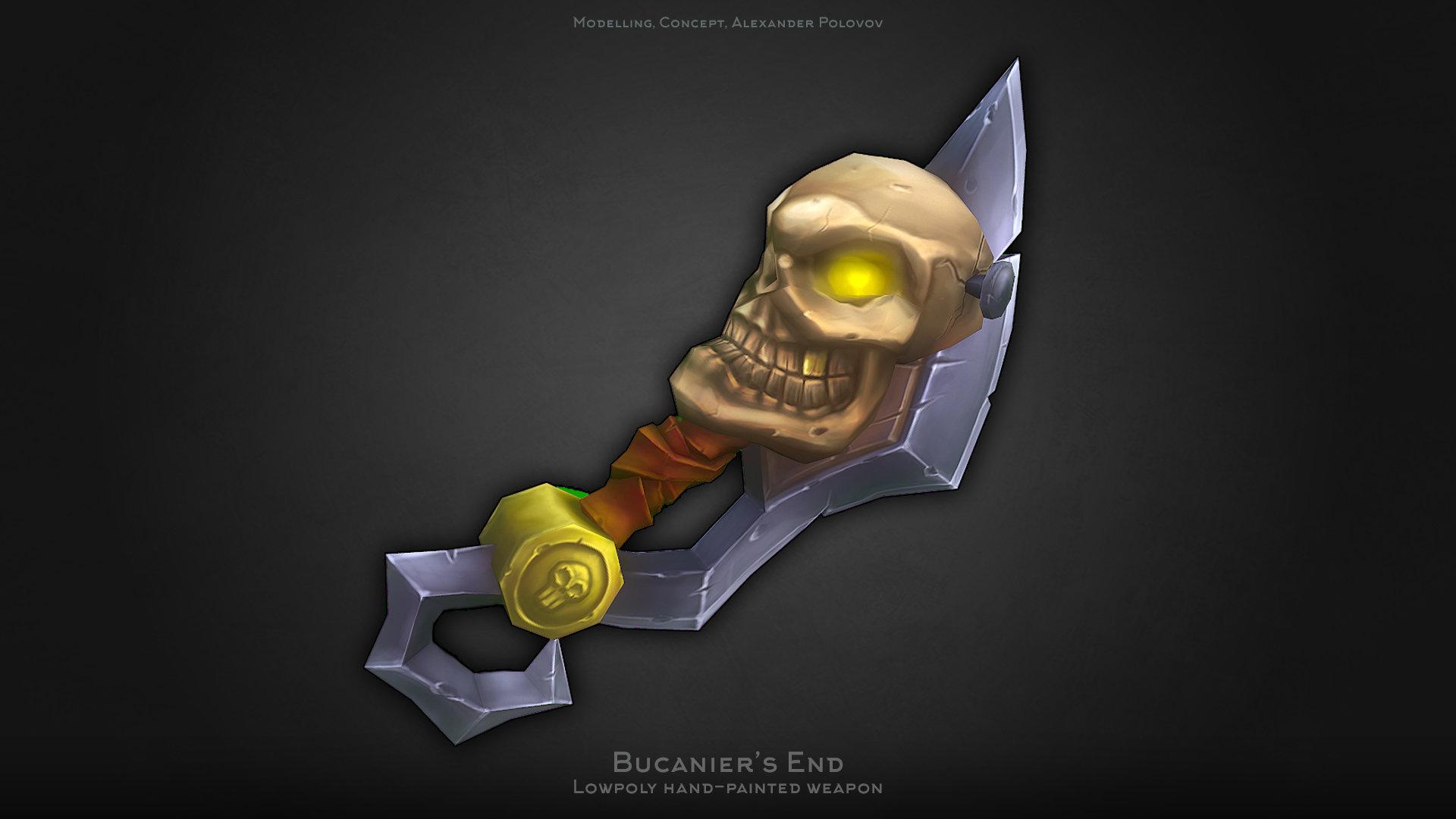 Bucanier's End