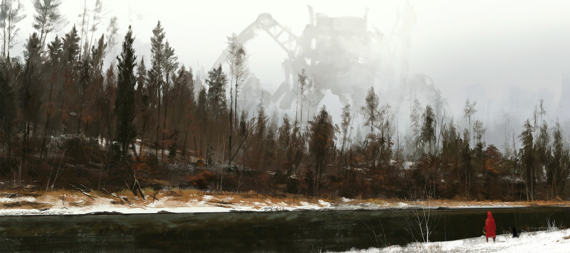 Jakub rozalski woodland advantages1