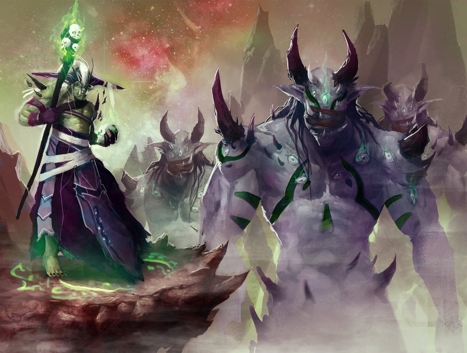 Jeff chen orc warlock