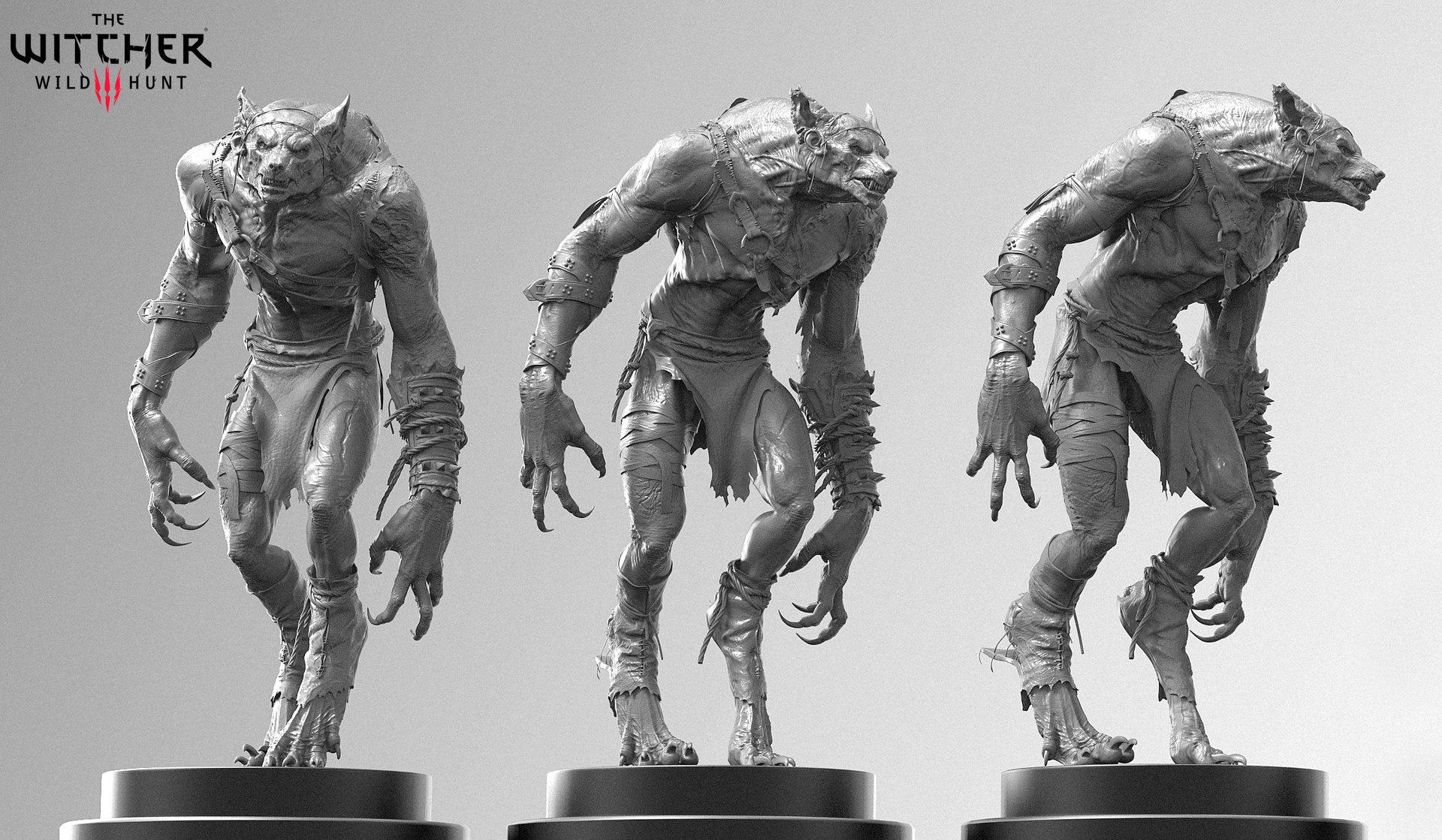Marcin klicki werewolf 01